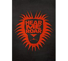 House Lannister, Hear Me Roar 2 Photographic Print