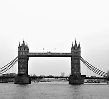 London Tower Bridge by thonghj