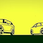 Concept BMW with Honda Civic by Pradeep Yadav