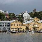VIEWS OF SYDNEY HARBOUR 01 by danvar