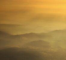 Taunus Golden Morning  by Kasia-D