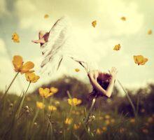 Strange Dreams of a Flower Fairy ii by Citizen
