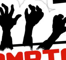 Zombies Run! Sticker