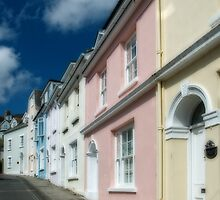 Salcombe Street by StephenRB