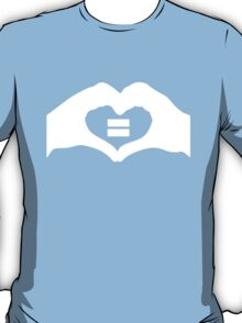Australian Marriage Equality Logo (White) - T-Shirts, Hoodies & Kids T-Shirt