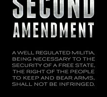 Second Amendment by morningdance