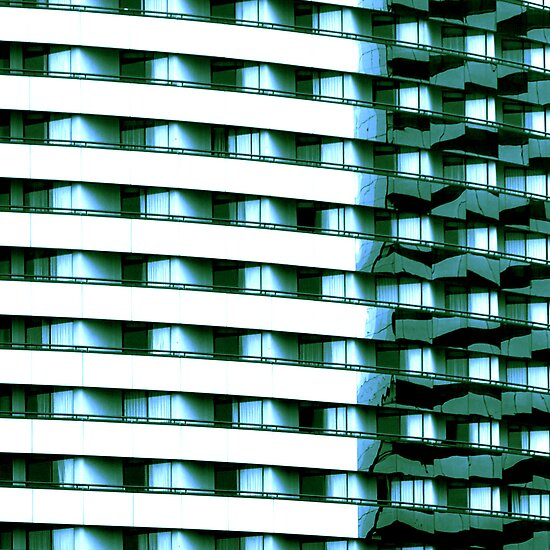 SAN DIEGO MARRIOTT HOTEL by Thomas Barker-Detwiler