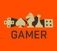 Gamer by Cory Freeman