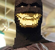 Holy Lego Batman by Jeannie  Mazur