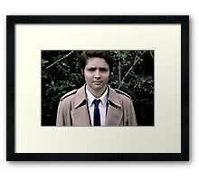 I'm an Angel of the Lord Framed Print