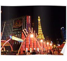 Ballys Las Vegas Poster