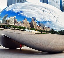 The Chicago Bean by zl-photography