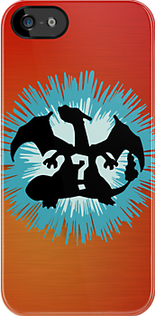 Who's that Pokemon - Charizard by jebez-kali