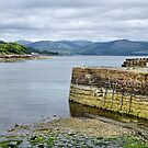 Kerrycroy Jetty by Lilian Marshall