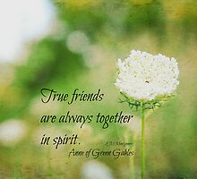 True Friends Anne of Green Gables by Kimberose