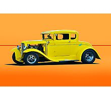 1930 Model A Coupe 118 Photographic Print