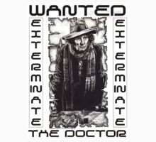 Wanted - The Doctor by Cleave