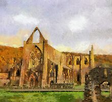 Tintern Abbey, Wales, UK by buttonpresser