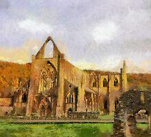 Tintern Abbey, Wales, UK by buttonpresser
