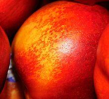 Bright Apples by WildestArt