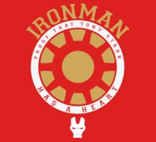 IRON MAN by 126pixels