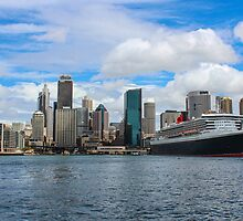 VIEWS OF SYDNEY HARBOUR 03 by danvar