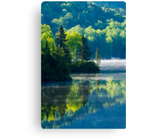 Mont Tremblant National Park-Canada Canvas Print