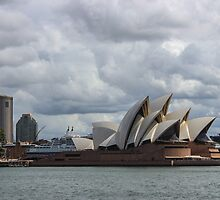 VIEWS OF SYDNEY HARBOUR 09 by danvar