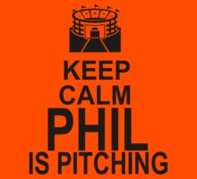 Keep Calm - Phil is pitching by Daire Ó'Hearáin-Olsen