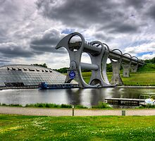 Rotating Boat Lift by Tom Gomez
