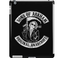 Sons Of Arkham Original Anarchist iPad Case/Skin