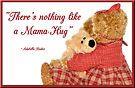 There's nothing like a Mama-Hug by Jan  Tribe