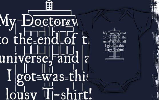 Lousy Tshirt by uncmfrtbleyeti
