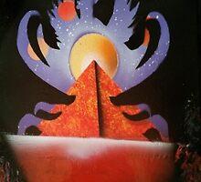 Phoenix Rising Dark by Sandy Williamson