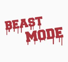 Beast Mode Graffiti Design by Style-O-Mat
