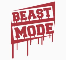 Beast Mode Graffiti by Style-O-Mat