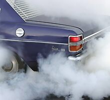 Ford Burnout by John Jovic