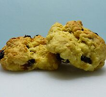 Rock Cakes by Sharon Brown