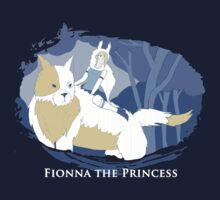 Fionna the Princess by EllaBites