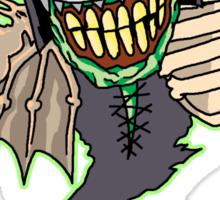 "Judge Death ""Truthhhh!"" Sticker"