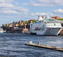 VIEWS OF STOCKHOLM, SWEDEN 10 by danvar