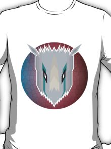 Stained Rhinoceros T-Shirt