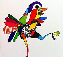Geo Bird by A5ash