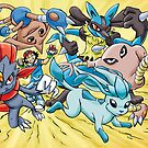 Pokemon! by JohnnyGolden