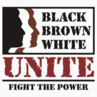 Black, Brown, White - UNITE! (light) by Buddhuu