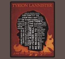Tyrion Lannister GAME OF THRONES by RC-XD