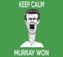 Keep Calm - Murray by rettop70