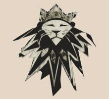 King of the Beasts - T shirt by BlueShift
