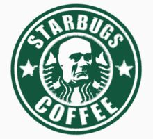 Starbugs Coffee Kryten by Robin Brown