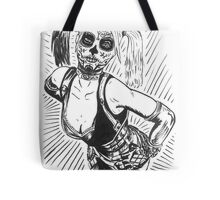 Sugar Harley Tote Bag